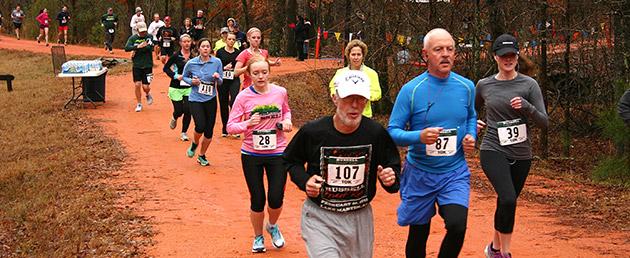 Russell Forest Run 10K & 5K