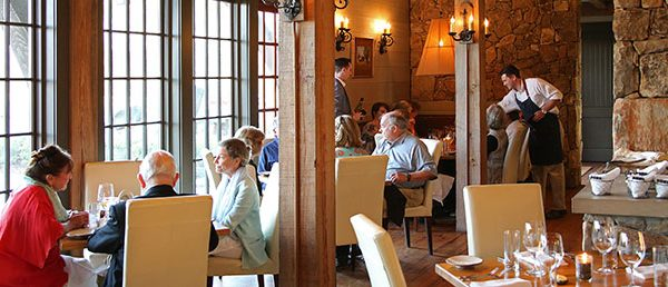 Diners at SpringHouse