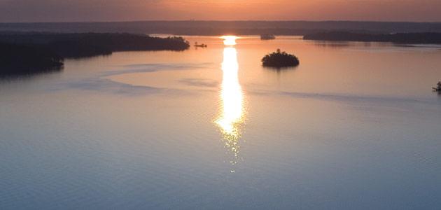 Lake Martin views