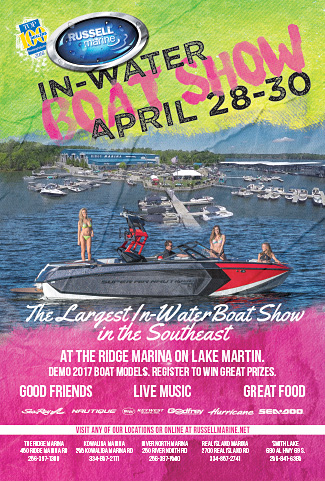 In-Water Boat Show 2017